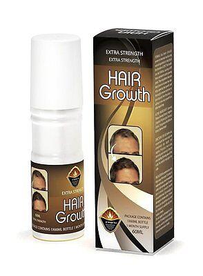 FORMALI Extra Strength #1 Natural Hair Growth Formula.Regrow New Hair in 2-4 wks