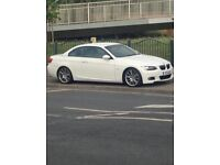 BMW 325d m sport convertible 2008 very low miles. 320/330/335 M3