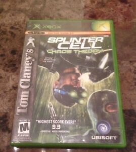 Splinter Cell: Chaos Theory Xbox/Xbox 360