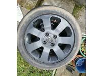Vauxhall corsa sxi alloys (set of 4)