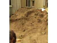 FREE FREE FREE topsoil take as much or as little as you need