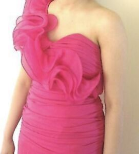 Beautiful blush pink long dress for sale - great quality