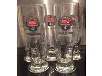 5 Stella glasses