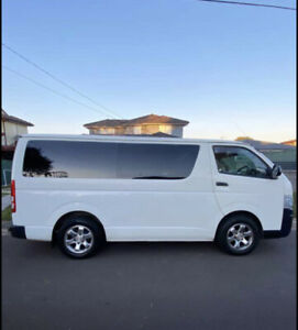 Wanted: Looking for Toyota Hiace or Hyundai iload