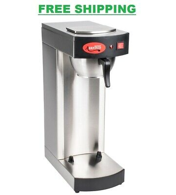 Pourover Airpot Coffee Brewer Restaurant Commercial Maker Home Nsf C15 120v