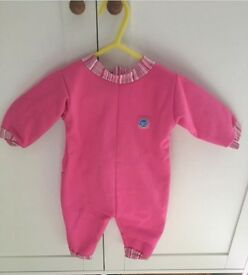 Baby warming wetsuit