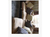 Large corner sofa £250 Ono