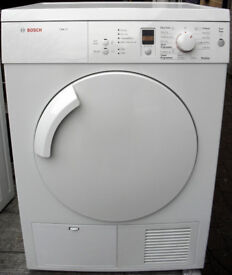 7kg load BOSCH Exxcel Vented Tumble Dryer For Sale--Brand New Vented Hose included!!!