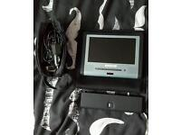 Car headrest dvd player screen