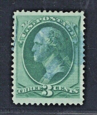 #136 Used VF Beautiful Cancel  (JH 6/9)