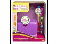 Keepsake Box Kids Favourite Things Safe Stor