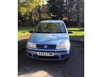 Fiat Punto Active 1.2 5dr Blue