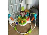 Jumperoo monkey bouncer
