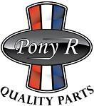 Pony R Parts