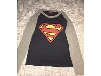 Atmosphere ladies superman shirt (size 12)