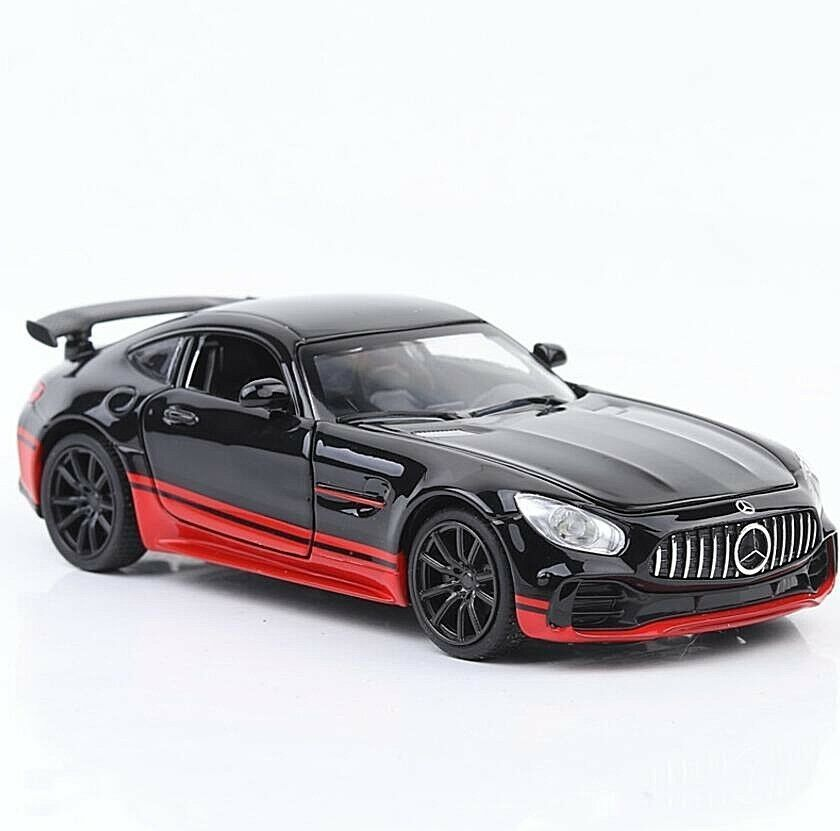 Sport Car Collections Jayde Mercedes Benz Customized: Mercedes Benz AMG GTR 1:32 Transformers 5 Die Cast Metal