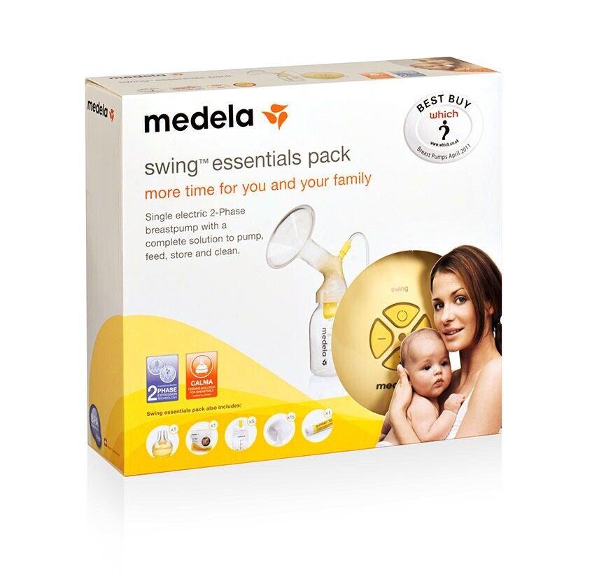 45e8064b370 Medela Swing single electric breast pump essential pack. Cambridge ...
