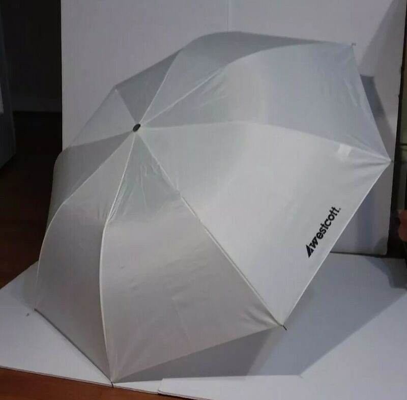 Westcott Collapsible Optical Umbrella White 36 Inch RN 17738