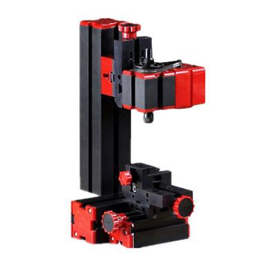 Diy Mini 3 Axis X Y Z Milling Machine Miller Lathe Cutter Cnc Tool 20000rmin
