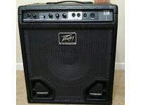 Peavey Max 112 mark 1 40 Watt Bass Amp