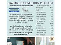 Graham Joy Inventory Service