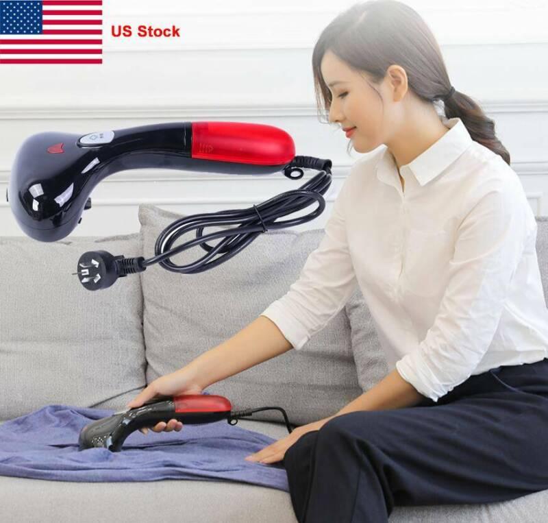 Portable Garment Iron Steamer Handheld Fabric Laundry Wrinkl