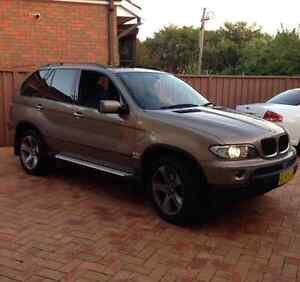 2005 BMW X5 Wagon **12 MONTH WARRANTY** Moorebank Liverpool Area Preview