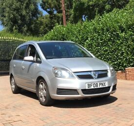 Vauxhall Zafira 1.9 CDTI Breeze Plus