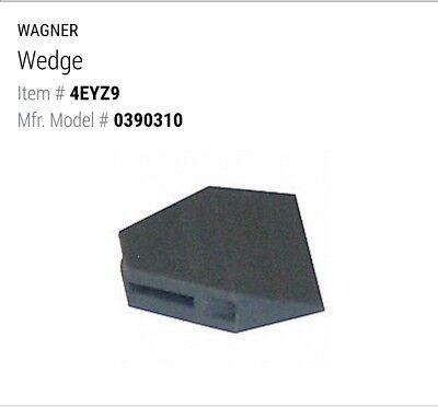 3d4 9pcs Wagner Powder Coating Wedge 0390310