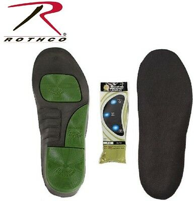 Shoe Insole Boot Insoles Public Safety Insoles Military Rothco 7187