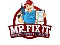 Local Handyman, Painter and Decorator