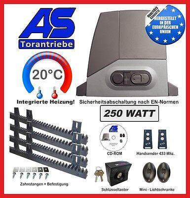AS Torantriebe - Schiebetor Antrieb Komplettset Acer-500 NEU mit viel Zubehör !