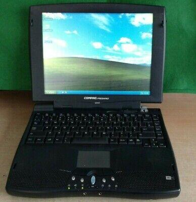 COMPAQ PRESARIO 1246 - Windows XP Vintage Laptop - Rare