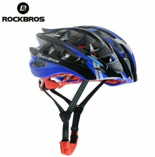 ROCKBROS Light Up LED Cycling Helmet, Road Bike, MTB-EPS Cycling Safety Helmet