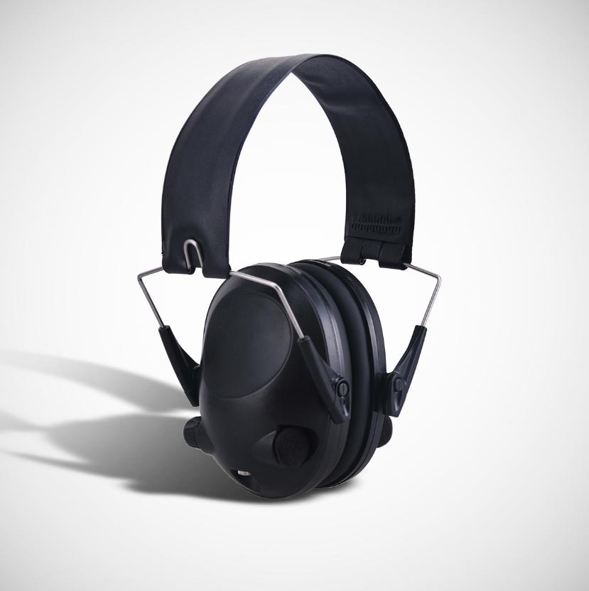 Electronic Noise Cancelling Headphone Headset 70DB Flash Noi