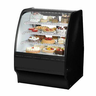 True Tgm-r-36-scsc-w-w 36 Refrigerated Bakery Display Case