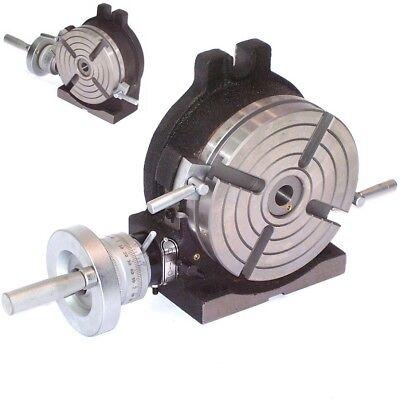 55637 Teilapparat Rundtisch Ø 150mm Fräsmaschine horizontal vertikal