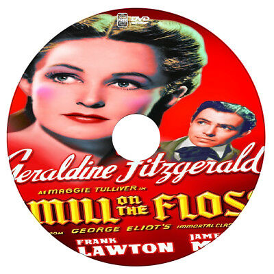 The Mill on the Floss - DVD - James Mason, Frank Lawton - Drama -1939