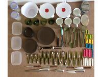 Large kitchen pack of all essentials - see details and photos
