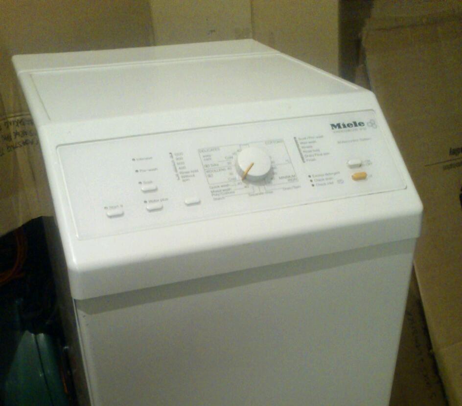 Miele Top Loading Washing Machine In Buckingham