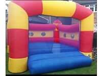 Bouncy castle hire & more