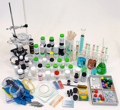Abeka Chemistry 11 Lab Kit