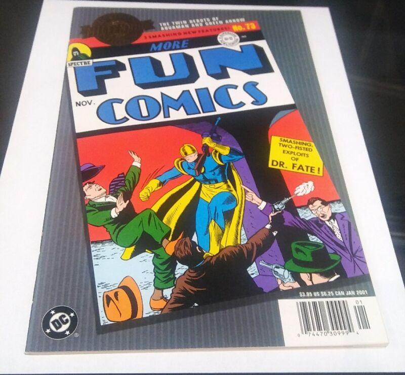 Fun Comics #73 Millennium Edition NM+ !