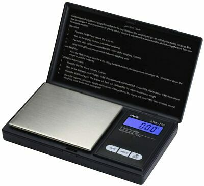 AWS-100 Digital Pocket Scale, Jewelry, Gold, Silver, Powders (100g x 0.01g)