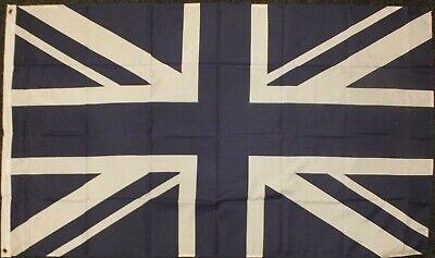 Spurs Flag Navy Union Jack Banner 5x3 feet THFC Tottenham Hotspur North London