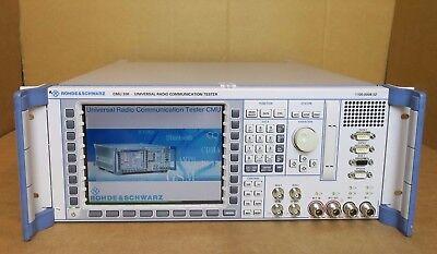 Rohde Schwarz Cmu 200 Universal Radio Communication Tester Rs Options
