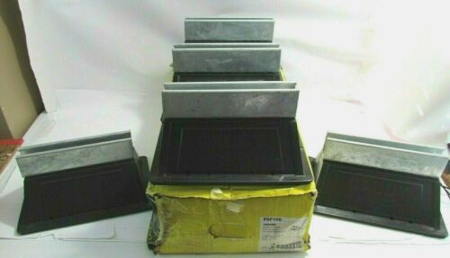 """BOX OF 5  10"""" Caddy Pyramid Roof Top Support Fixed D-Channel Strut PSF10D 360465"""