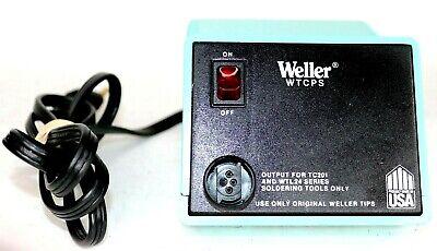 Weller Wtcps Pu120 Soldering Station Power Unit Voltage 120vac 60w 60hz Base