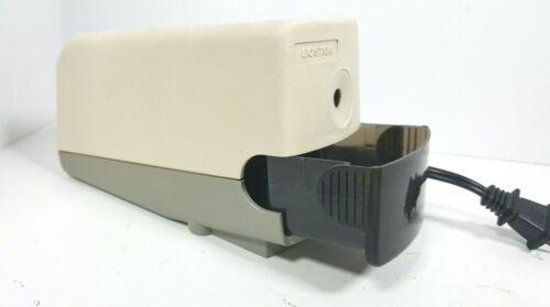 Vintage Boston Model 19 Electric Pencil Sharpener Made In USA Tested Working