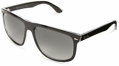 NEW Ray-Ban Highstreet Black Frame / Grey Gradient Lenses - RB 4147 603971 (Ray Ban Rb4147 Highstreet)